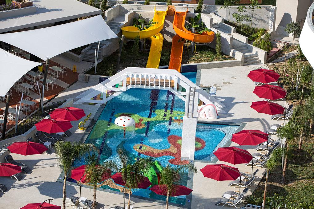 The Sense DeLuxe Hotel – Side – Antalya