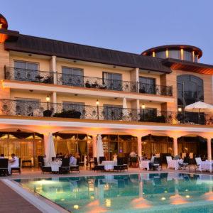 Villa Augusto Boutique hotel – Alanya