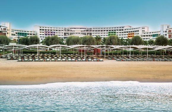 Cornelia Diamond Golf Resort & Spa – Belek -Antalya