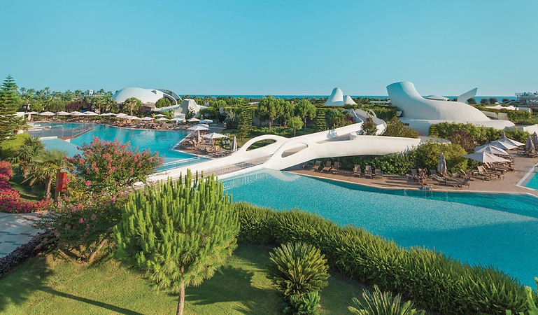 Cornelia Diamond Golf Resort & Spa – Belek -Antalya