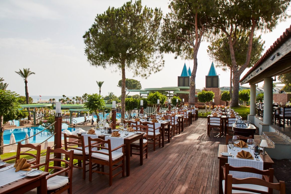 Gloria Verde Resort – Belek -Antalya