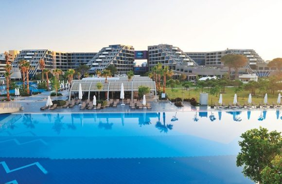 Su Sesi Luxury Resort Belek – Antalya