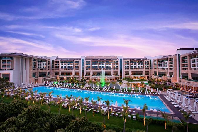 Regnum Carya Belek – Antalya