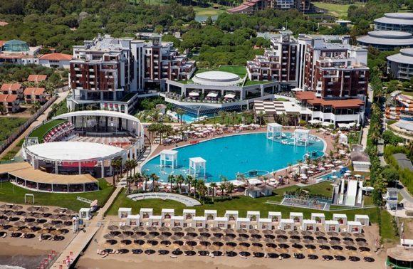 Selectum Luxury Resort  Belek -Antalya