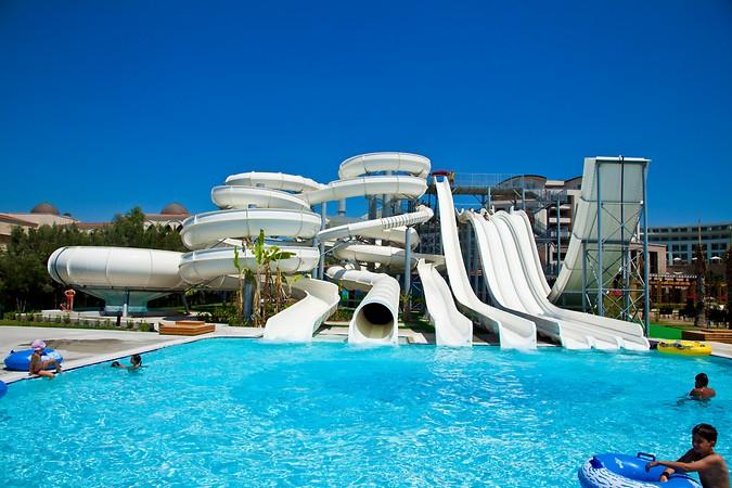 Kaya Palazzo Golf Resort – Belek – Antalya
