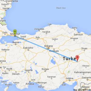 Cappadocia and Istanbul