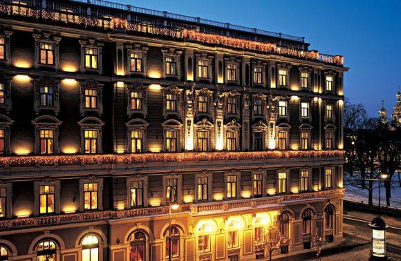Belmond Grand Hotel Europe  St. Petersburg