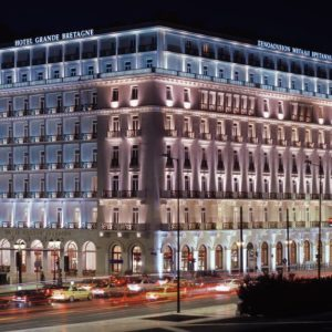 Hotel Grande Bretagne, a Luxury Collection Hotel, Athens
