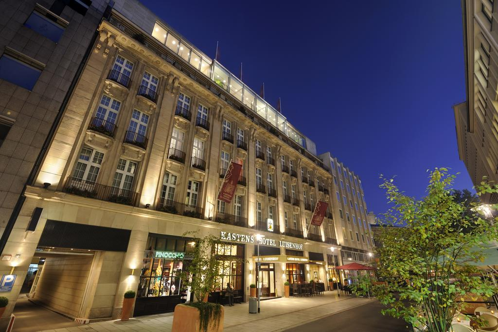 Kastens Hotel Luisenhof Hanover