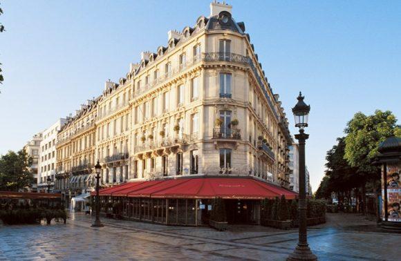 Barrière Le Fouquet's Paris