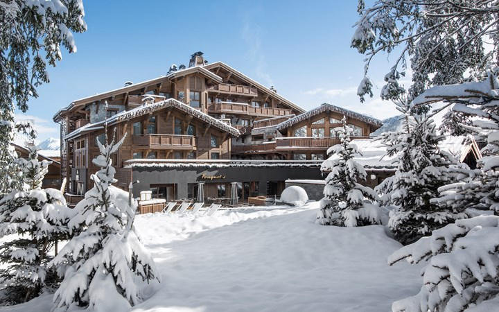 Hôtel Barrière Les Neiges