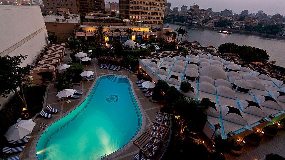 Conrad Cairo   Egypt