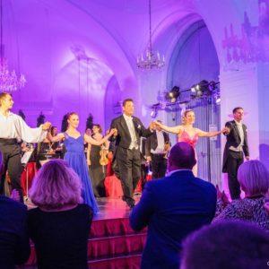 Vienna's Schönbrunn Palace Orchestra Concert Ticket