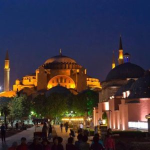 Byzantine Istanbul Half-Day Morning Tour