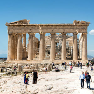 Private Guided Tour of the Acropolis & Acropolis Museum Athens