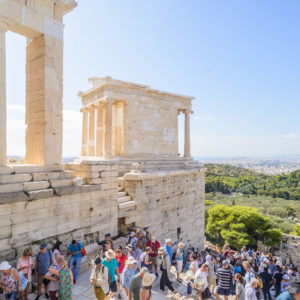 The Acropolis Guided Tour with optional Skip-the-Line Ticket