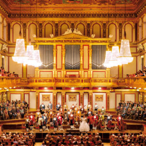 Vienna Mozart Concert at the Golden Hall