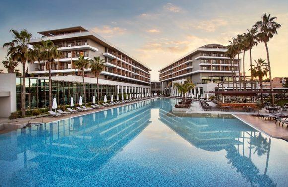 Barut Acantus&Cennet Hotel  Side -Antalya
