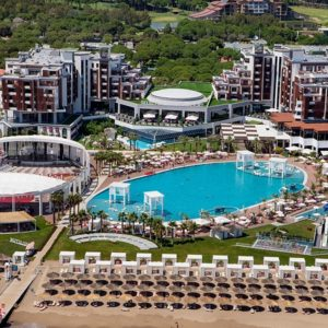 Selectum Luxury Resort  Belek -Antalya