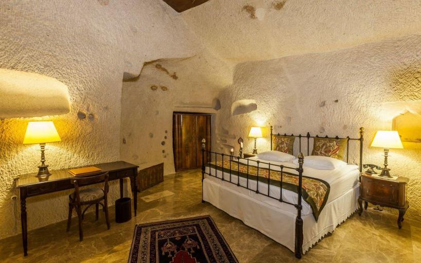 Yunak Evleri Cappadocıa