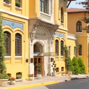 Four Seasons Hotel -Sultanahmet