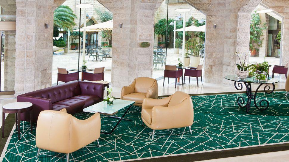 The Inbal Jerusalem Hotel