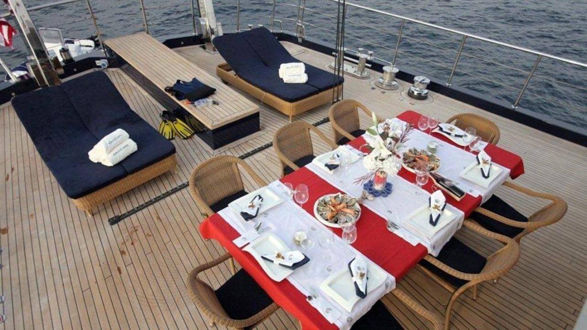 Perla Del Mare Deluxe Yacht