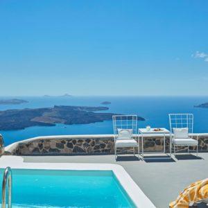 Chromata Hotel Master Suite  Santorini