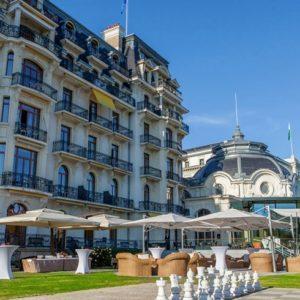 Beau-Rivage Palace Lausanne