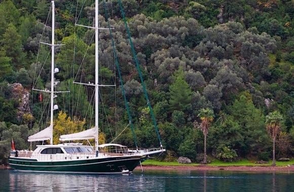 Sailing Nour Gulet