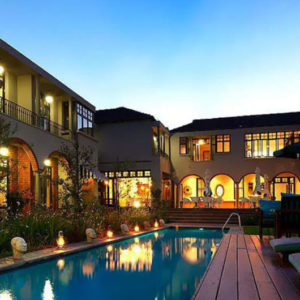 The Winston Hotel  Johannesburg   South Africa
