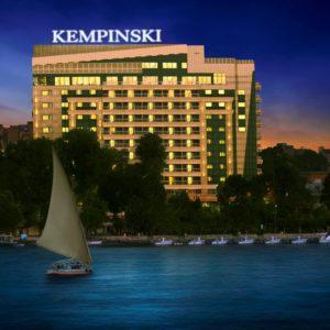 Kempinski Nile Hotel Cairo  Egypt