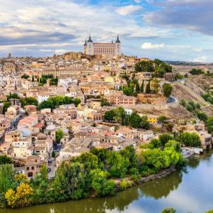 Toledo & Segovia Tour from Madrid with Alcázar Ticket