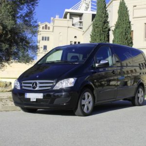 From Madrid Airport: 1-Way Private Hotel Transfer