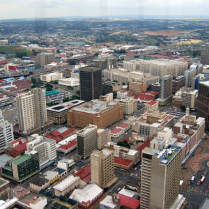 Johannesburg: Half-Day City Tour