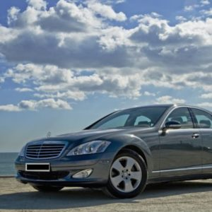 Barcelona 1-Way Private Luxury Airport or Port Transfer