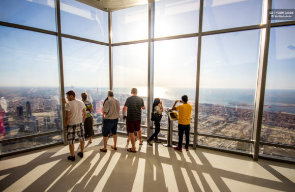 Dubai Aquarium and Burj Khalifa Combo Tickets