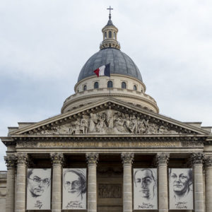 Paris: Panthéon Admission Ticket and Self-Guided Tour