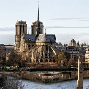 Notre Dame Cathedral Guided Tour  Paris