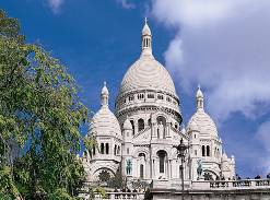 Half-Day Paris Tour with Montmartre